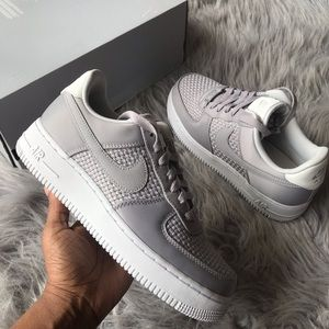 Nike Air Force 1 '07 SE atmosphere grey womens 7.5